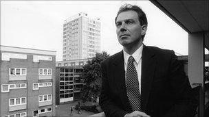 Tony Blair in 1994