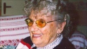 Edith Sherwood from Hythe