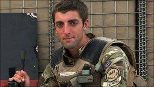 Lieutenant Neal Turkington