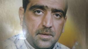 Huda Hafith's husband (Family photo)