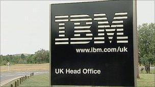 IBM in Portsmouth