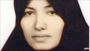 Sakineh Mohammadi Ashtiani (file photo)