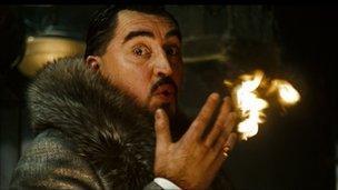 Alfred Molina in The Sorcerer's Apprentice