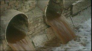 Sewage pipe (generic)
