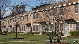 Altgeld Gardens housing project, Chicago