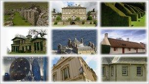national trust montage