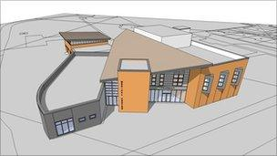 New Cleator Moor health centre