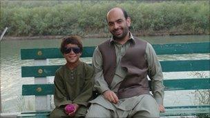 Bilal Sarwary in Kabul
