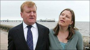 Charles and Sarah Kennedy