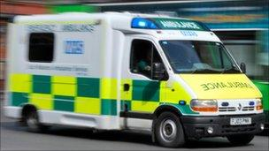 Ambulance - generic