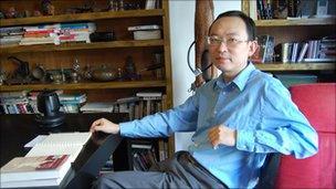 Author Yu Jie