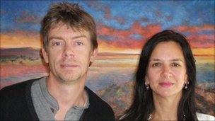 Ian and Jo Ashbridge of Wrasse Records