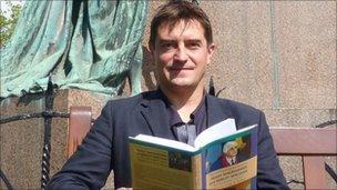 Nick Barley - book festival director