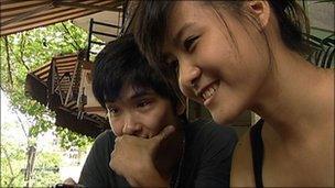 Minh and Ngan
