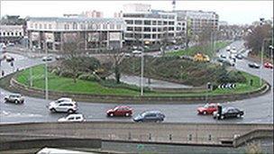 Brunel roundabout