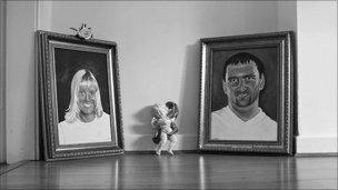 Jean Taylor's photographs of her late children