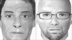 Men who were found dead by railway lines in Hertfordshire