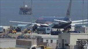 American Airlines Flight 24