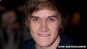 Bo Burnham is the youngest comedian to be nominated for the Edinburgh Comedy Awards. Photo by Ivon Bartholomew.