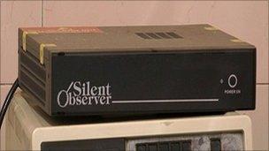 Silent Observer box