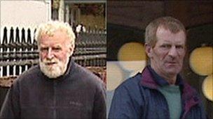 James McDermott and Owen-Roe McDermott