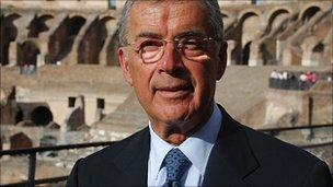 Mario Resca, head of Italy's museums and heritage