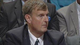 Councillor Paul Carter, KCC leader
