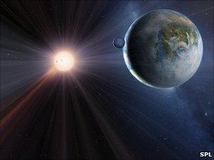 Alien oceans could be detected by telescopes