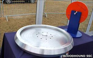 Bloodhound wheel (Bloodhound SSC)