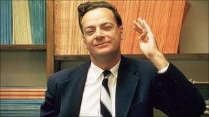 How Richard Feynman went from stirring jelly to a Nobel Prize