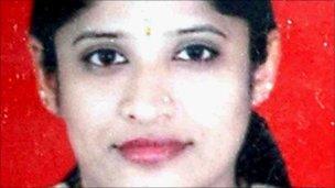 Pratibha Srikanthamurthy (Photo: K Venkatesh)