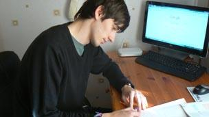 Student, Tom Welsh