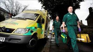 South East Coast Ambulance Service - generic