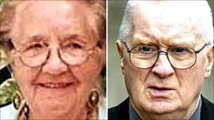 Mary Findlay and George McLeod