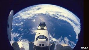 Atlantis shuttle (Nasa)