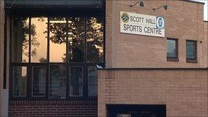 Scott Hall Sports Centre
