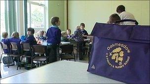 Oakmeadow Primary School