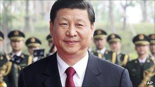 Xi Jinping (September 2010)