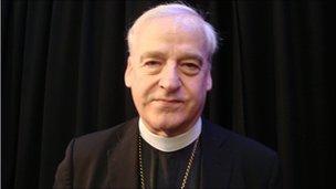 Bishop John Broadhurst