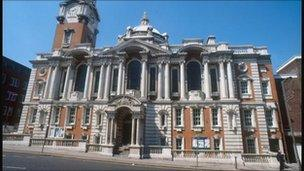 Greenwich Town Hall