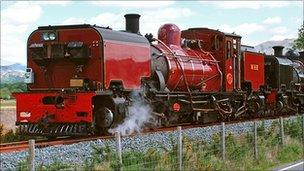 The collision involved locomotive number 138