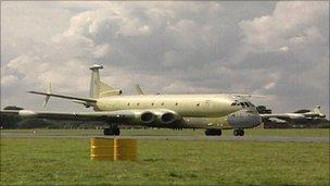 RAF Nimrod MRA4