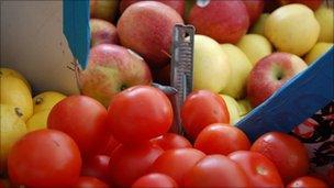 generic fruit and veg