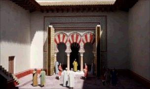 Visualisation of the Madinat Al Zahra