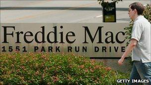 Freddie Mac offices in Mclean, Virginia