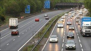 Motorway (generic image)