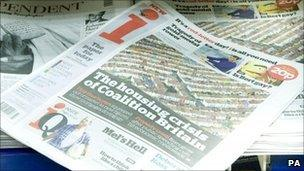 Britain's first new daily national newspaper in nearly 25 years