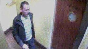 Staines assault suspect