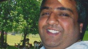 Mohammed Nadeem Siddique