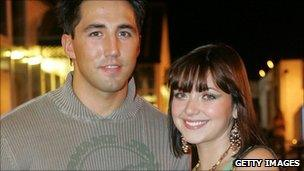 Gavin Henson and Charlotte Church